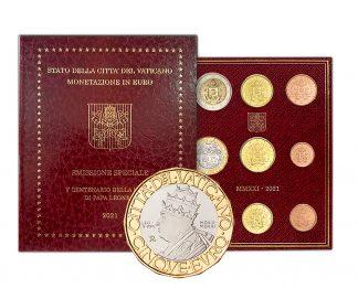 Divisionali con 5€ bimetallico