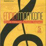 2021 - Ennio Morricone 5 euro bimetallico PROOF